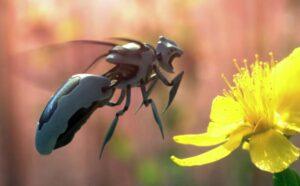 Walmart хочет запатентовать пчелиных дронов